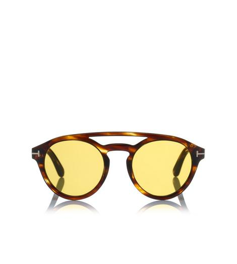 Tom ford look lunettes solaires homme