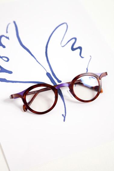 lunettes Anne et Valentin