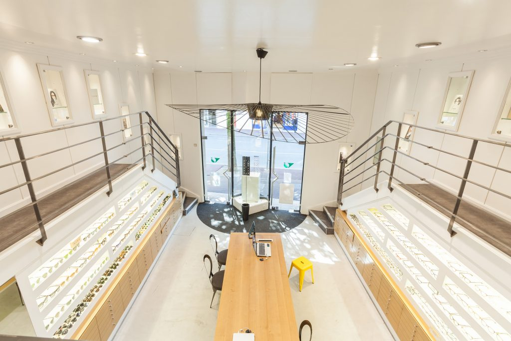 Magasin opticiens Saint jean de Luz